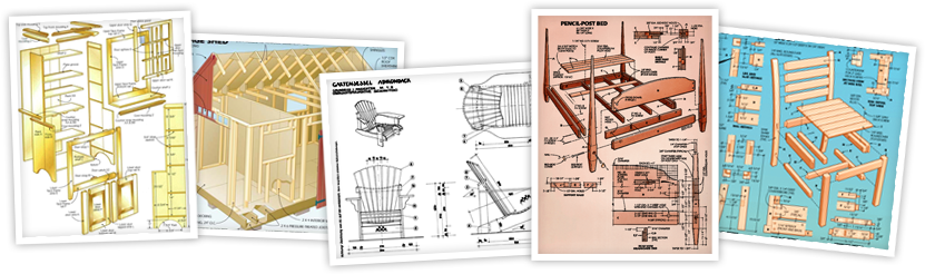 bouwtekeningen pakket
